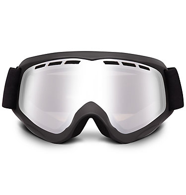 Whirlibird Ski Goggles - Small Whirlibird Ski Goggles Unisex Small | 404 | S, Small Black/Grey/Silver Ion, front