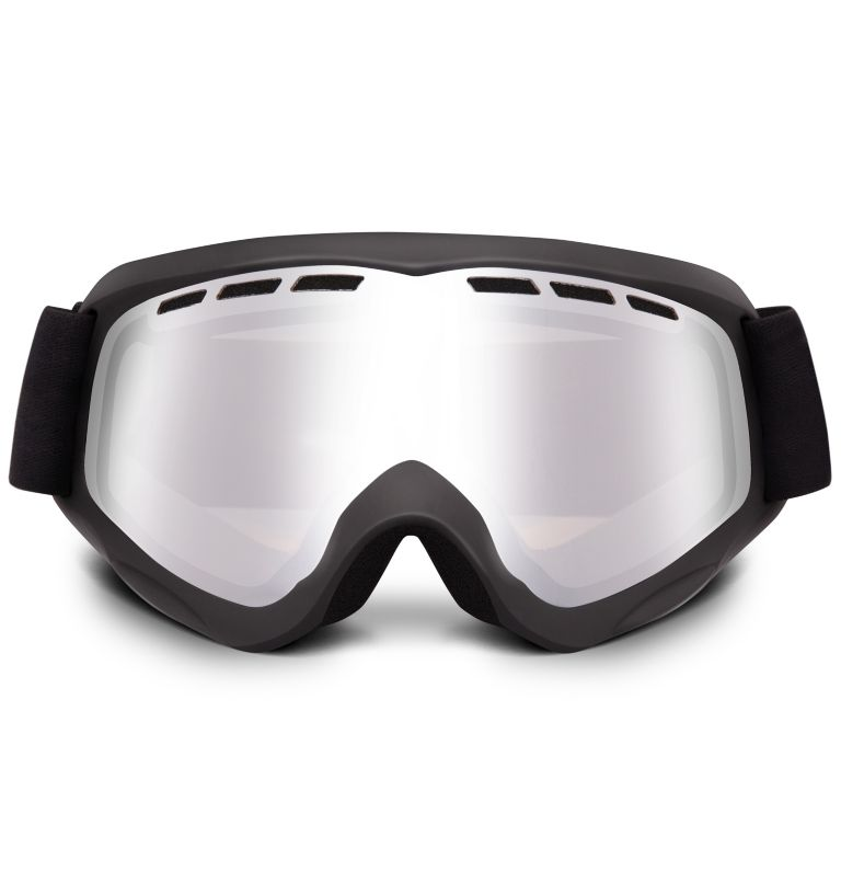 Kids' Whirlibird C3 Snow Goggle|001|O/S Whirlibird Ski Goggles - Small, Small Black/Grey/Silver Ion, front