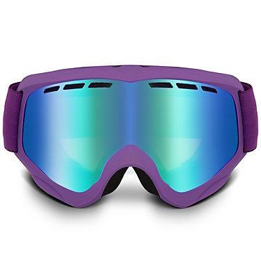 Whirlibird Ski Goggles - Small Kids' Whirlibird C3 Snow Goggle|592|O/S, Iris Glow/Grey/Green Ion, back