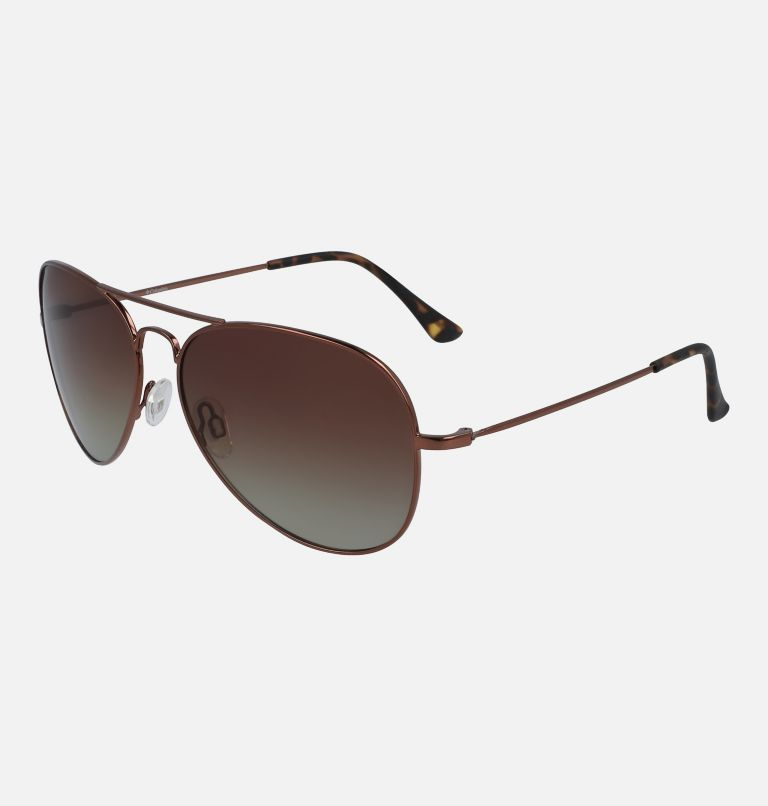 Norwester Sunglasses | 257 | NONE Norwester Sunglasses, Walnut/Brown, back