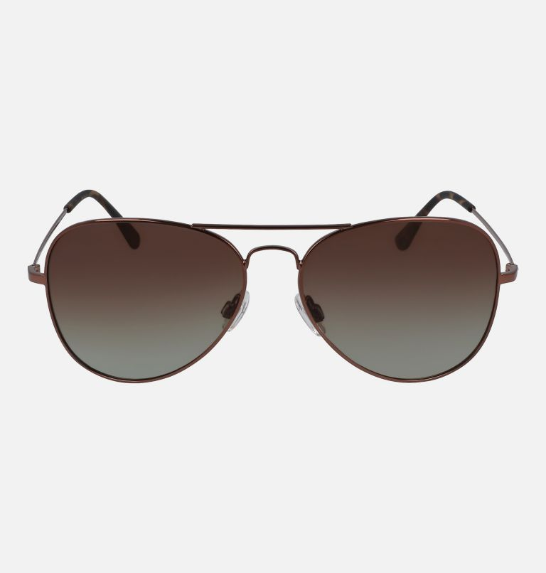 Norwester Sunglasses | 257 | NONE Norwester Sunglasses, Walnut/Brown, front
