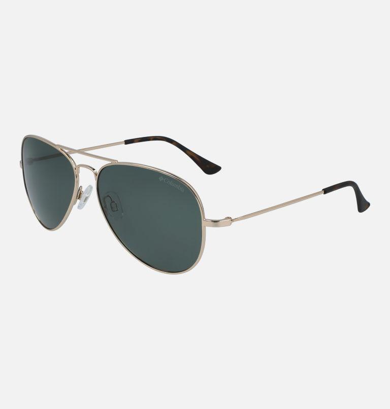 Fast Trek Sunglasses | 710 | NONE Norwester Sunglasses, Gold, back