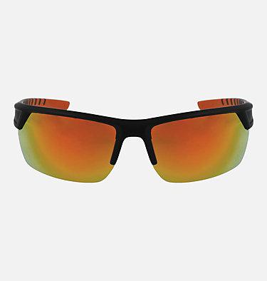 Men's Peak Racer Sunglasses Men's Peak Racer Sunglass | 101 | NONE, Matte Black/Orange, front