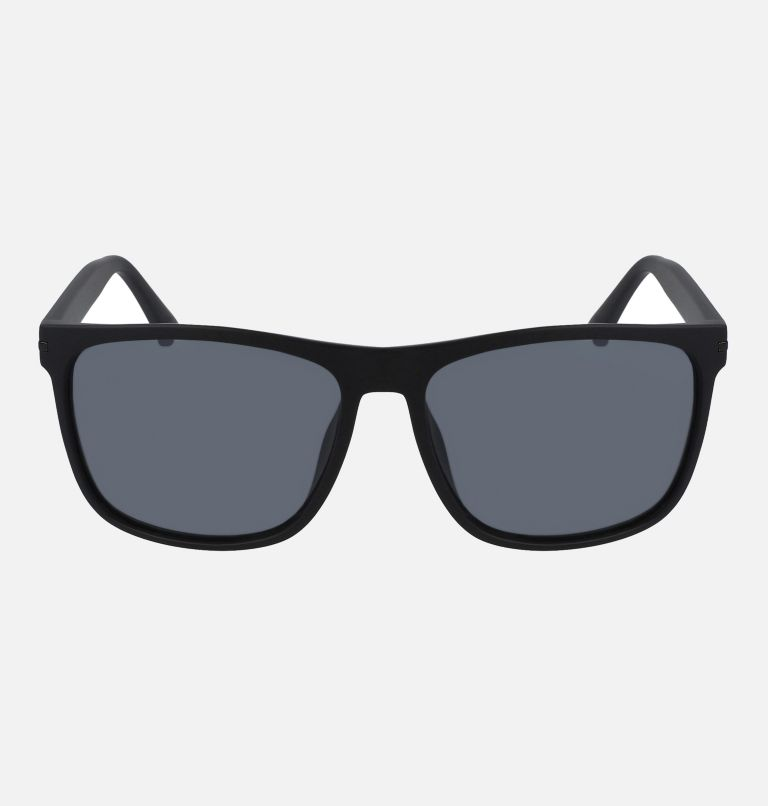 Boulder Ridge Sunglasses | 010 | NONE Boulder Ridge Sunglasses, Matte Black/Grey, front