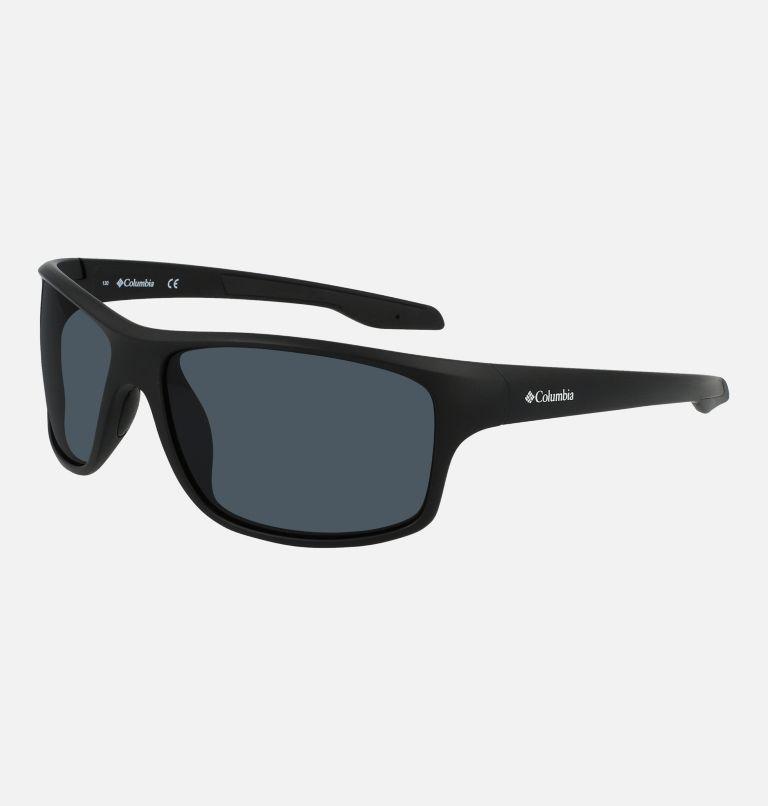 Men's Burr Sunglasses   002   O/S Men's Burr Sunglasses, MATTE BLACK, back