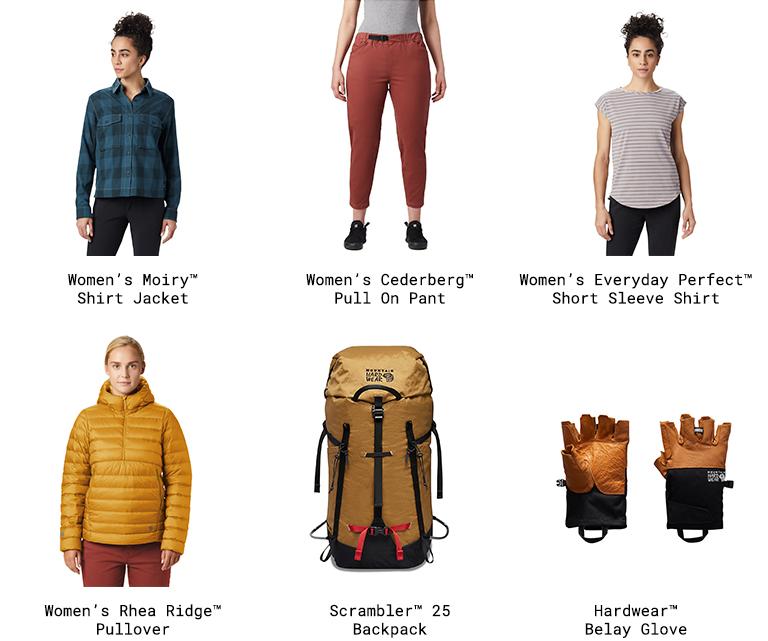 Women's Crag Kit image