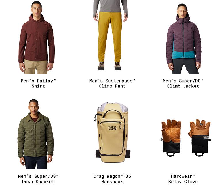 Men's Crag Kit image