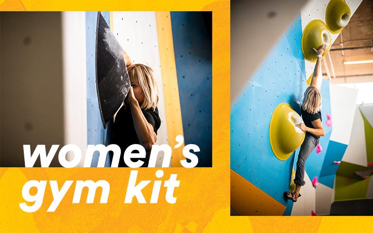 Women's Gym Kit