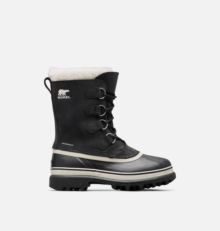 CARIBOU™ | 011 | 5 Women's Caribou Boot, Black, Stone, front