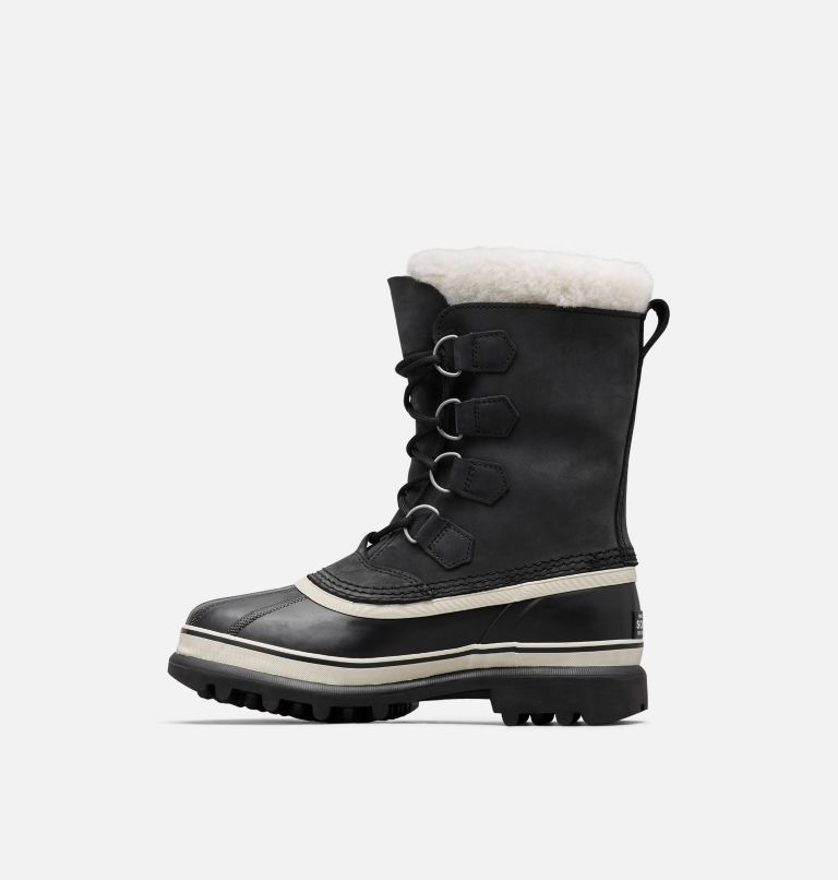 CARIBOU™ | 011 | 10.5 Women's Caribou® Boot, Black, Stone, medial