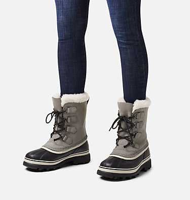 Women's Caribou® Boot CARIBOU™ | 051 | 5, Shale, Stone, video
