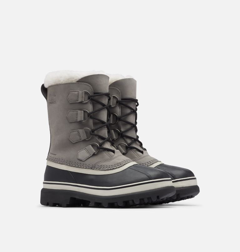 CARIBOU™ | 051 | 5 Women's Caribou Boot, Shale, Stone, 3/4 front