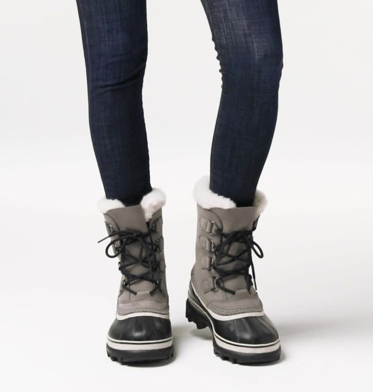 CARIBOU™ | 051 | 10 Women's Caribou® Boot, Shale, Stone, video