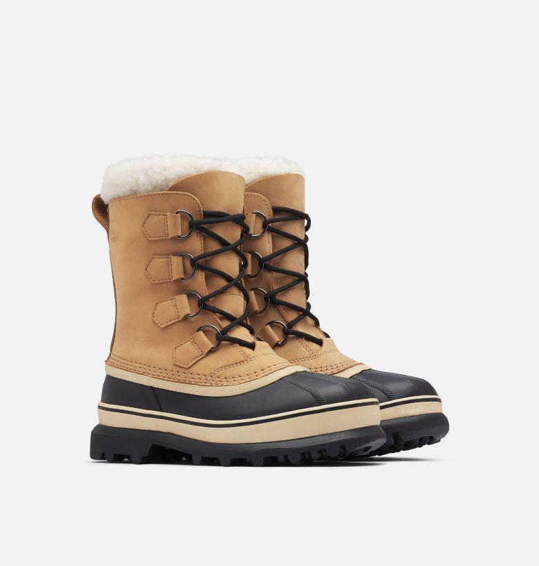 CARIBOU™   280   5 Women's Caribou® Boot, Buff, 3/4 front