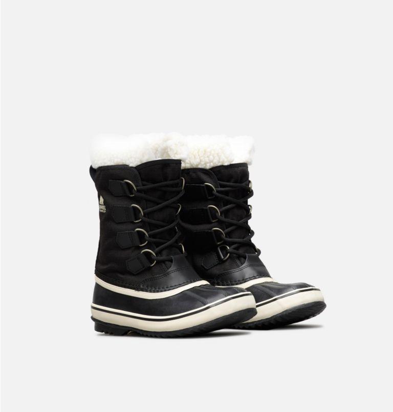 WINTER CARNIVAL™ | 011 | 9 Women's Winter Carnival™ Boot, Black, Stone, 3/4 front