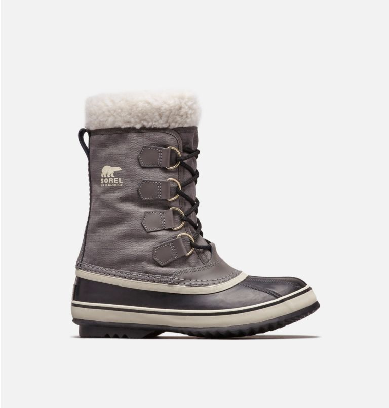 WINTER CARNIVAL™ | 035 | 6 Women's Winter Carnival™ Boot, Pewter, Black, front