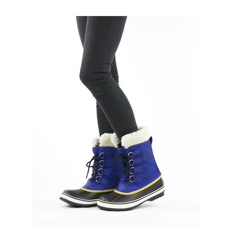 WINTER CARNIVAL™ | 035 | 6 Women's Winter Carnival™ Boot, Pewter, Black, toe