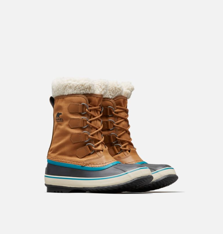 WINTER CARNIVAL™ | 224 | 9 Women's Winter Carnival™ Boot, Camel Brown, 3/4 front