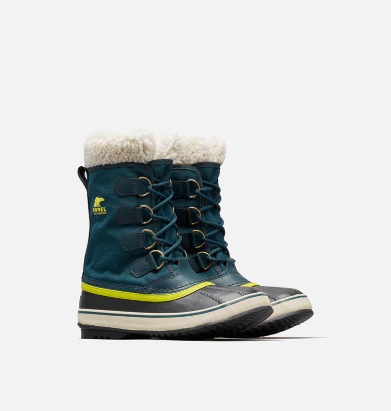 WINTER CARNIVAL™ | 375 | 5.5 Women's Winter Carnival™ Boot, Dark Seas, 3/4 front