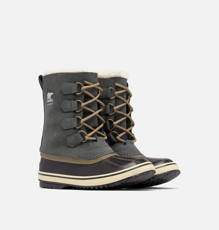 1964 PAC™ 2 | 048 | 5.5 Women's 1964 PAC™ 2 Boot, Coal, 3/4 front