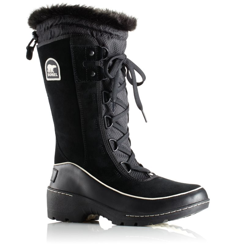 TORINO™ HIGH | 010 | 5.5 WOMEN'S TORINO™ HIGH, Black, Light Bisque, front