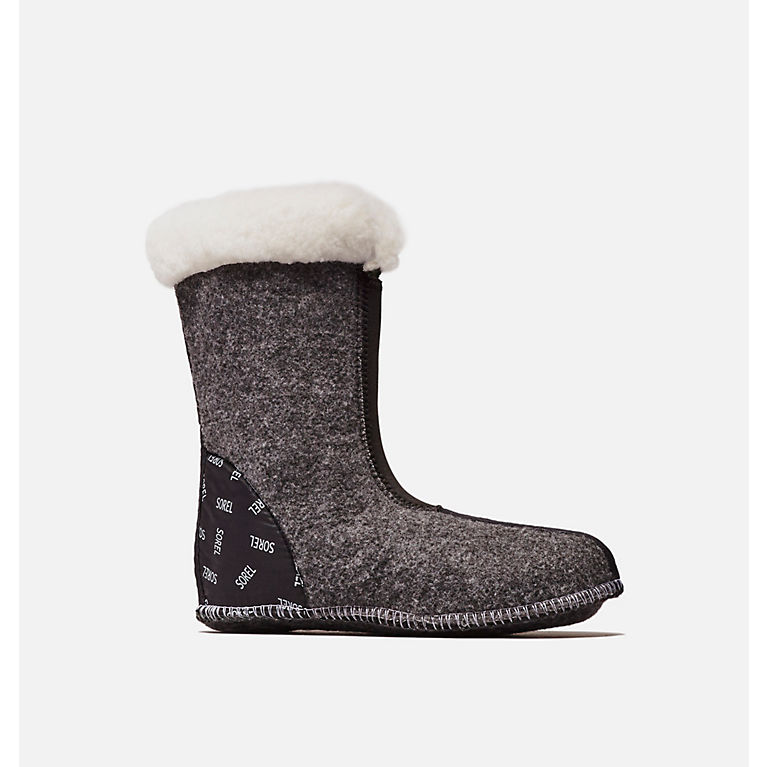 Sorel Boot Liners >> Women S Caribou Thermoplus Boot Liner Snow Cuff