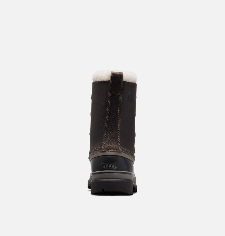 CARIBOU™ WL | 053 | 11.5 Men's Caribou™ Wool Boot, Quarry, Black, back