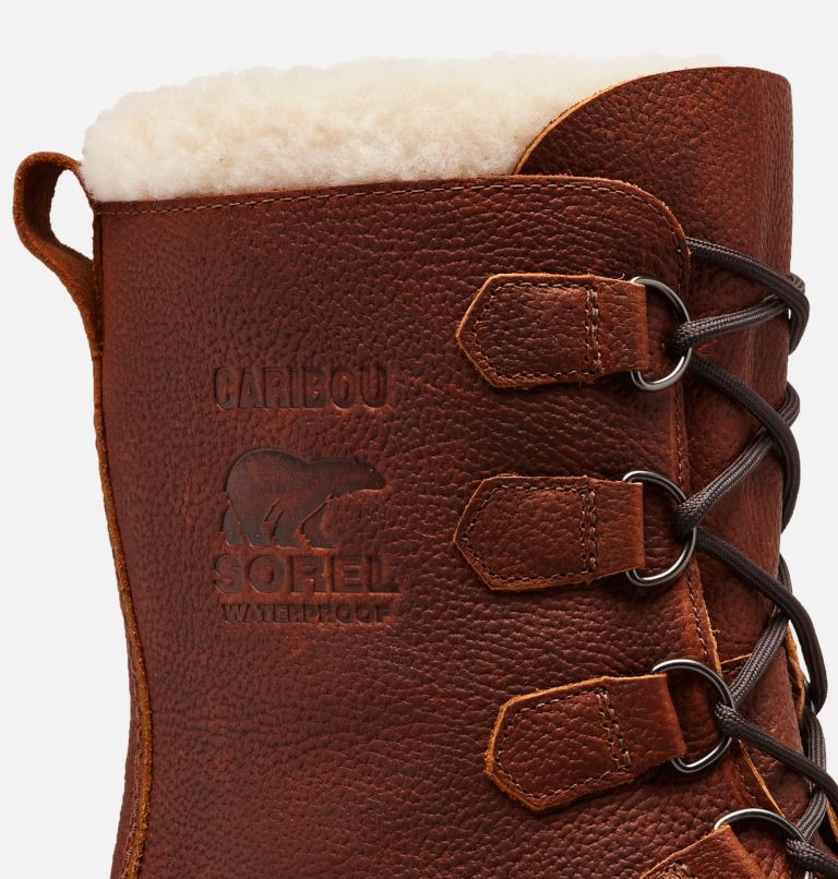 CARIBOU™ WL | 256 | 9.5 Caribou® Wool Homme, Tobacco, a1