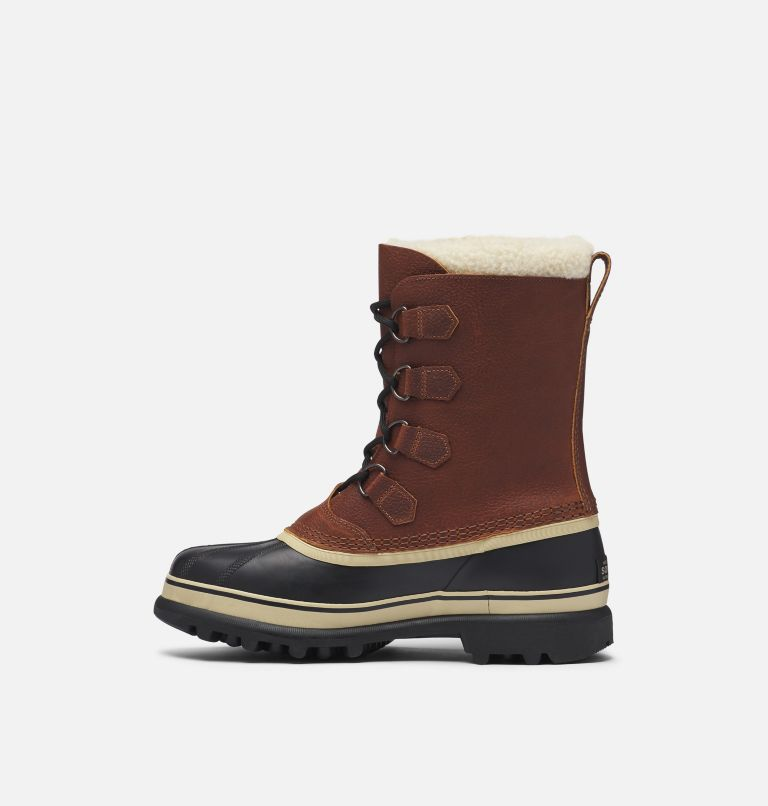 CARIBOU™ WL | 256 | 9.5 Caribou® Wool Homme, Tobacco, medial