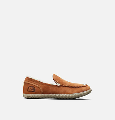Men's Dude Moc™ Slipper SOREL DUDE MOC™ | 053 | 10, Elk, front