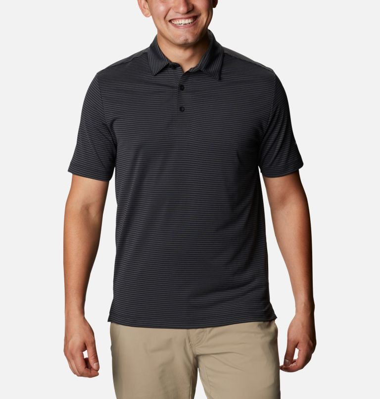 Men's Omni-Wick™ One Swing Polo Men's Omni-Wick™ One Swing Polo, front