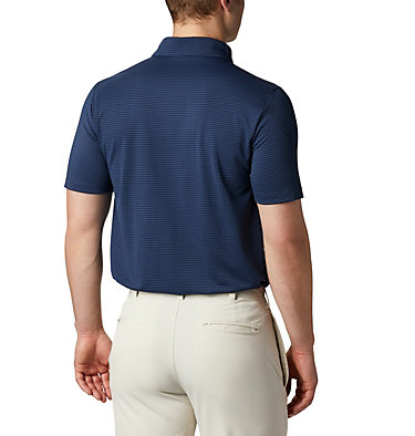 Men's Omni-Wick™ One Swing Polo Men's Omni-Wick Breaker Golf P | 437 | S, Navy, back