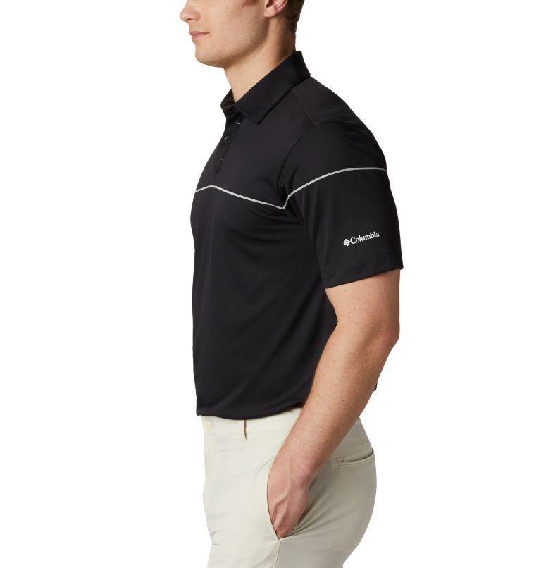Men's Omni-Wick Breaker Golf P | 010 | S Men's Omni-Wick™ Breaker Golf Polo, Black, a1