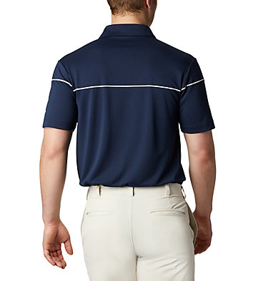 Men's Omni-Wick™ Breaker Golf Polo Men's Omni-Wick Breaker Golf P | 437 | S, Collegiate Navy, back