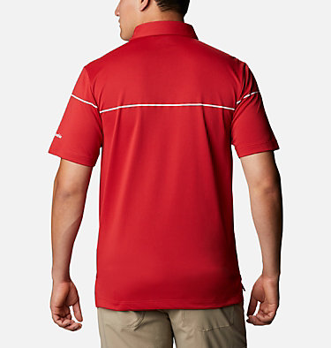 Men's Omni-Wick™ Breaker Golf Polo Men's Omni-Wick Breaker Golf P | 437 | S, Red, back