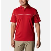Deals on Columbia Men's Omni-Wick Breaker Golf Polo