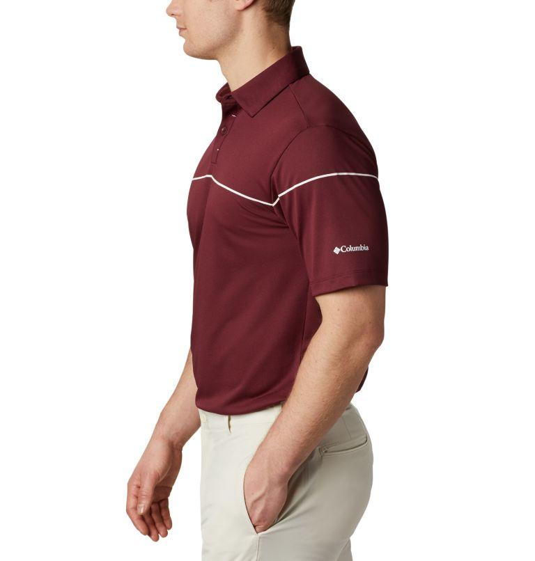 Men's Omni-Wick Breaker Golf P | 699 | XL Men's Omni-Wick™ Breaker Golf Polo, Deep Maroon, a1