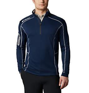 Men's Omni-Wick™ Shotgun Quarter-Zip Pullover