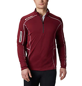 Men's Omni-Wick™ Shotgun Quarter-Zip Pullover