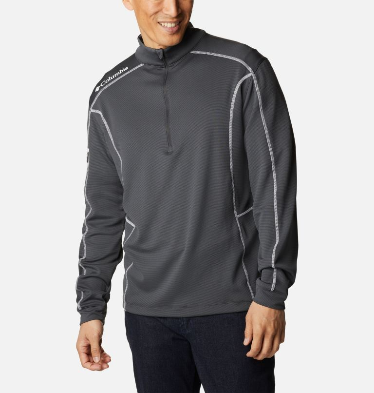 Men's Omni-Wick™ Shotgun Quarter-Zip Pullover Men's Omni-Wick™ Shotgun Quarter-Zip Pullover, a3