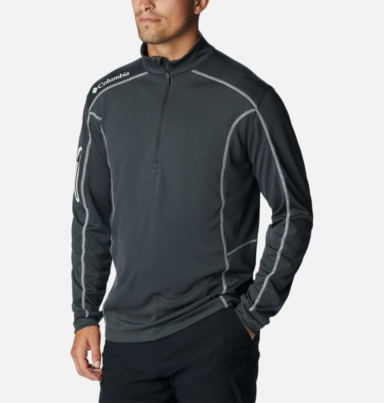 Men's Omni-Wick™ Shotgun Quarter-Zip Pullover Men's Omni-Wick™ Shotgun Quarter-Zip Pullover, a3