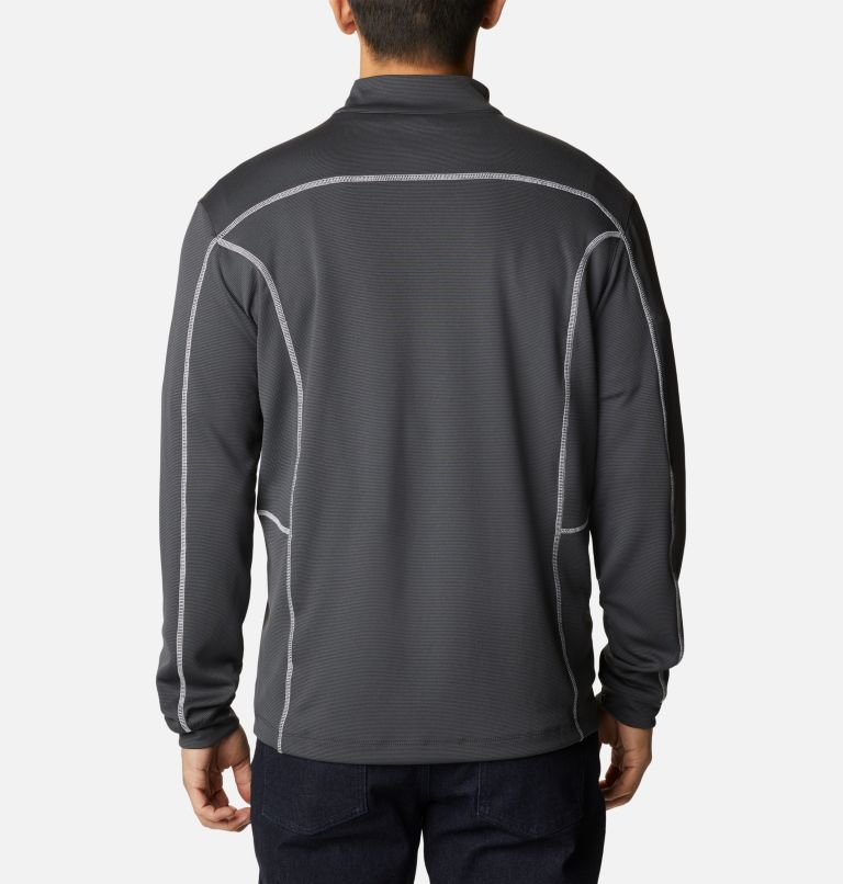 Men's Omni-Wick™ Shotgun Quarter-Zip Pullover Men's Omni-Wick™ Shotgun Quarter-Zip Pullover, back