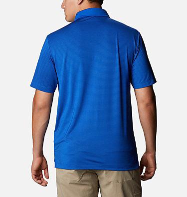 Men's Omni-Wick™ Sunday Polo Men's Omni-Wick Breaker Golf P | 733 | M, Azul, back