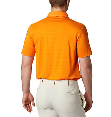 Men's Omni-Wick™ Sunday Polo Men's Omni-Wick Breaker Golf P | 733 | S, Gold, back