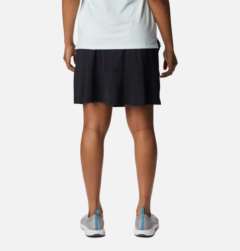 Women's Golf Omni-Wick Qualife | 010 | L Women's Golf Omni-Wick™ Qualifier Skort, Black, back
