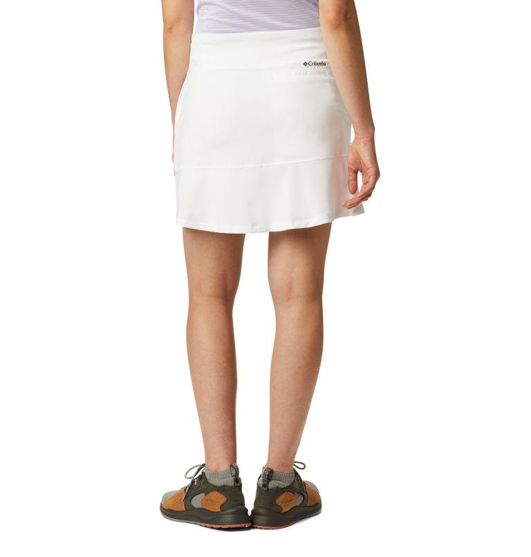 Women's Golf Omni-Wick Qualife   100   M Women's Golf Omni-Wick™ Qualifier Skort, White, back