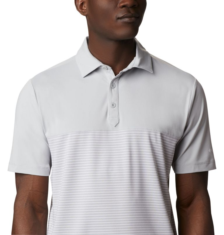 Men's Omni-Wick Stacked Polo Men's Omni-Wick Stacked Polo, a2