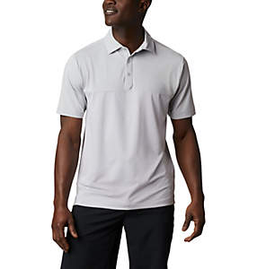 Men's Omni-Wick Stacked Polo
