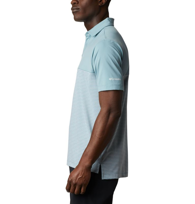 Men's Omni-Wick Stacked Polo Men's Omni-Wick Stacked Polo, a1