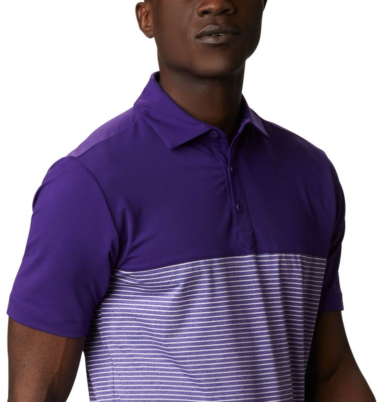 Men's Omni-Wick Stacked Polo Men's Omni-Wick Stacked Polo, a3